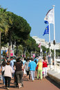 Cannes - The French Riviera Royalty Free Stock Images