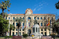 Cannes hotel de ville the in france Stock Photos