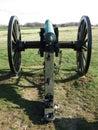Cannon, Antietam National Battlefield, Maryland Royalty Free Stock Photo