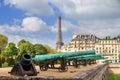 Cannons Invalides Eiffel