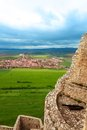 Canon and Spis hrad view