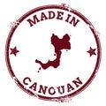 Canouan seal.