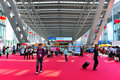 Canton fair 2011 at pazhou complex Royalty Free Stock Images