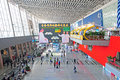 Canton fair hall, china Stock Photo