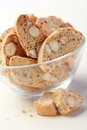 Cantucci cakes Royalty Free Stock Photo