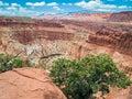 Canyon at Capitol Reef Royalty Free Stock Photo