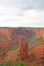 Canyon de Chelly landscape, Arizona Royalty Free Stock Photo
