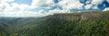 Canyon Lookout Springbrook National Park Royalty Free Stock Photo