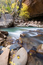 Canyon River Stock Images