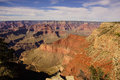 Canyon view from the Rim Trail Royalty Free Stock Photo