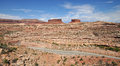 Canyonlands Immagine Stock