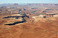 Canyonlands Photo libre de droits