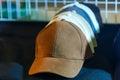 Cap, hat. Royalty Free Stock Photo