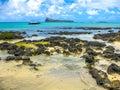 Cap Malheureux Mauritius Royalty Free Stock Photo