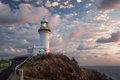 Cape Byron Lighthouse Royalty Free Stock Photo