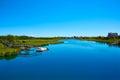 Cape cod bumps river massachusetts near craigville beach usa Royalty Free Stock Photo