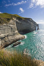 Cape Farewell Stock Photography