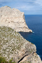 Cape Formentor on Majorca Royalty Free Stock Images