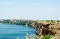 Cape Kaliakra Royalty Free Stock Photo