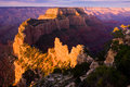 Cape Royal View Grand Canyon Royalty Free Stock Photos