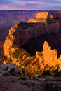 Cape Royal View Grand Canyon Royalty Free Stock Photo