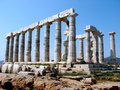 Cape Sounion Royalty Free Stock Images