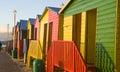 Cape Town St James Colorful Ho...