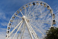 Cape wheel giant observation wheel offers spectacular degree panoramic view cape town iconic vibrant v waterfront precinct Royalty Free Stock Photos