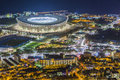 Capetown Stadium South Africa Royalty Free Stock Photo