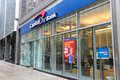 Capital one bank new york june branch on june in new york exists since employs people and had us billion revenue in Royalty Free Stock Image