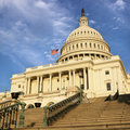 The Capitol Building Stock Photos