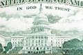 The Capitol Building as depicted on the U.S. 50 Dollar Bill.