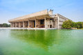 Capitol complex chandigarh the assembly building in the of india Royalty Free Stock Photography
