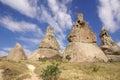 Cappadocia турция Стоковые Фото