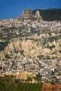 Cappadocia above Stock Photos