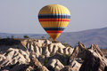 Cappadocia balloon Royalty Free Stock Photo