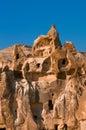 Cappadocia the speciel stone formation of turkey Stock Images