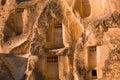 Cappadocia the speciel stone formation of turkey Royalty Free Stock Image