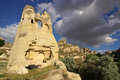 Cappadocia turkey in central anatolia Stock Image