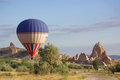 Cappadocia turkey in central anatolia Royalty Free Stock Photography