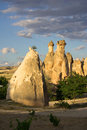 Cappadocia turkey in central anatolia in in summer day Stock Image