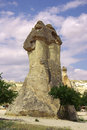 Cappadocia turkey in central anatolia in in summer day Stock Photography