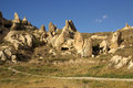 Cappadocia turkey in central anatolia in in summer day Stock Images