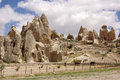 Cappadocia turkey in central anatolia in in summer day Stock Photo