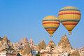 Cappadocia turkey hot air balloons at Royalty Free Stock Image