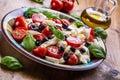 Caprese. Caprese Salad. Italia...