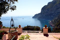 Capri island - Italia Royalty Free Stock Photo