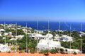 Capri island italy europe luxurious touristic destinationin Stock Photo