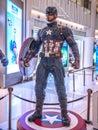 Captain America in Captain America 3