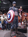 Captain America in Toy Soul 2015